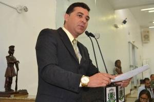 Vereador Marcos Lima (PRP)