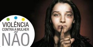 Foto: Violência contra Mulher Não - Mobbem  Divulgação