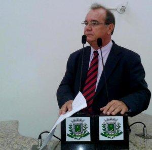 Líder do governo na Câmara de Feira de Santana, o vereador José Carneiro (PSL)